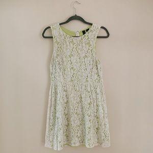 Petticoat Alley Lace Dress